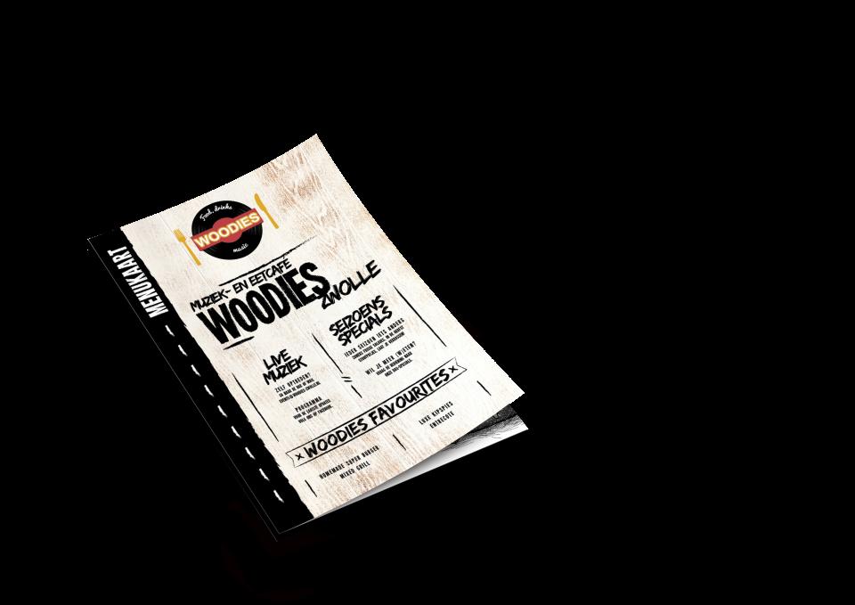 Folder Free Mockup kaart 2020
