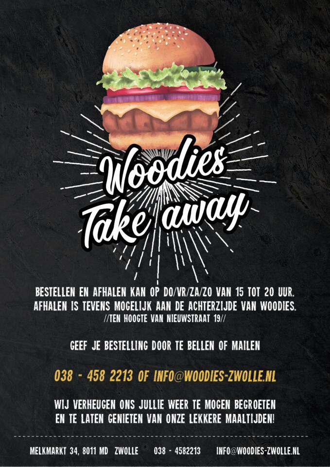 Poster + menu